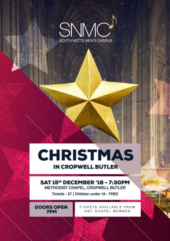 SNMC Christmas Cropwell Butler