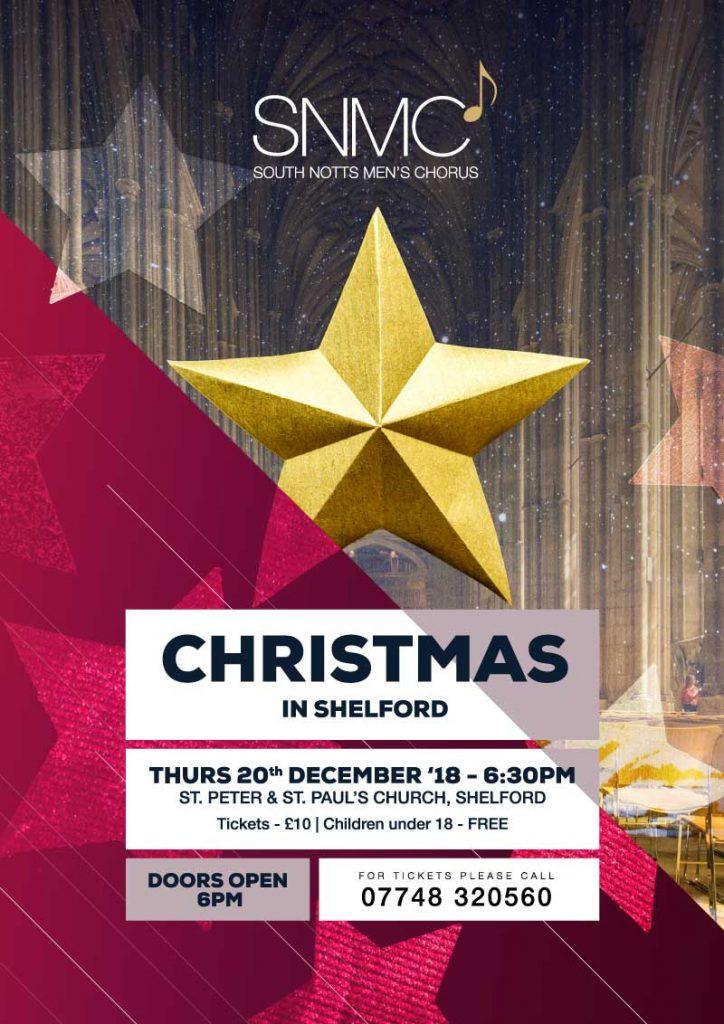 SNMC Christmas Shelford